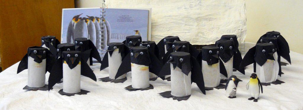 Projekt Pinguine